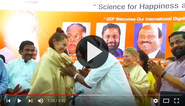 Global Peace Shawl Ceremony Video link