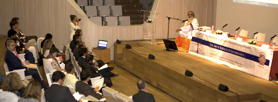 Swami Isa's Founder's Address