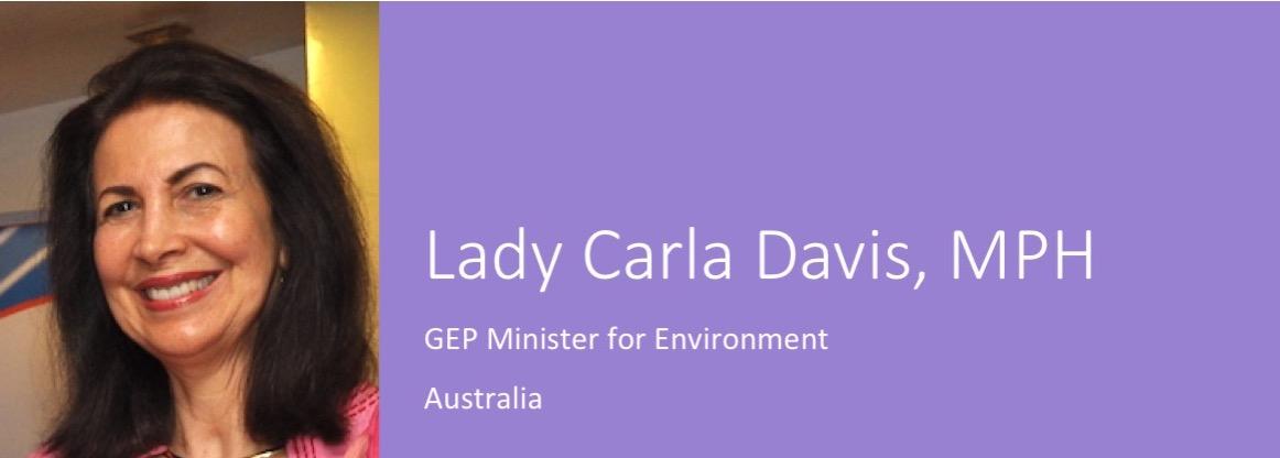 Lady Carla Davis