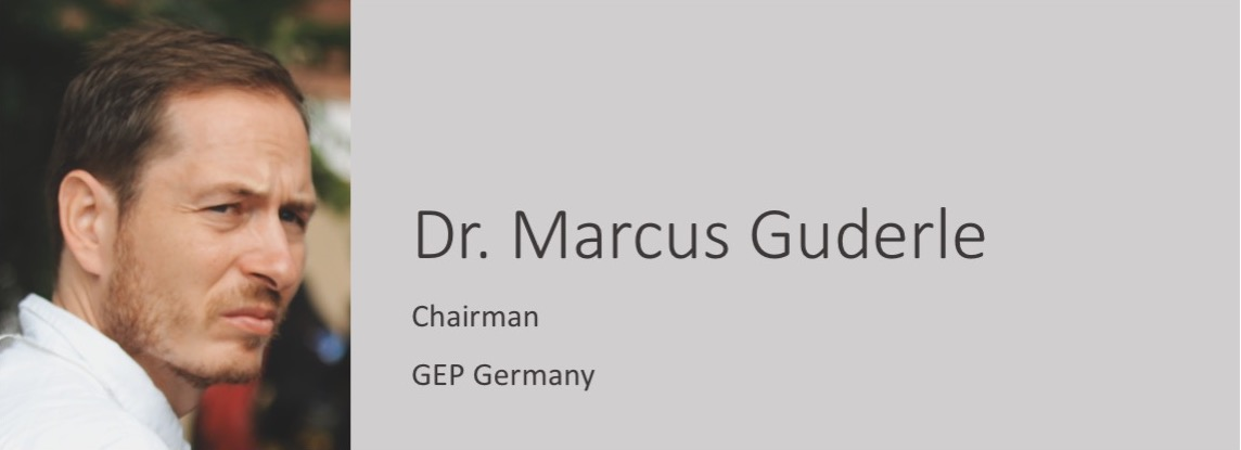 Marcus Guderle GEP Germany